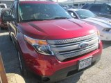 2013 Ruby Red Metallic Ford Explorer FWD #109231626