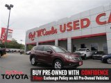 2012 Basque Red Pearl II Honda CR-V EX #109231617