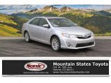 2013 Classic Silver Metallic Toyota Camry Hybrid XLE #109273610