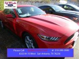 2016 Race Red Ford Mustang V6 Coupe #109273667