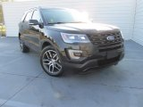 2016 Shadow Black Ford Explorer Sport 4WD #109273860