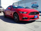2016 Race Red Ford Mustang EcoBoost Coupe #109273713