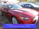 2016 Ruby Red Metallic Ford Mustang GT Premium Coupe #109273676