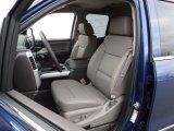 2016 Chevrolet Silverado 1500 LT Z71 Double Cab 4x4 Cocoa/Dune Interior