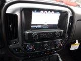 2016 Chevrolet Silverado 1500 LT Z71 Double Cab 4x4 Controls