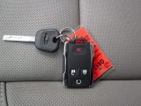 2016 Chevrolet Silverado 1500 LT Z71 Double Cab 4x4 Keys