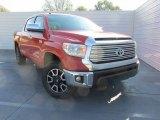 2016 Inferno Orange Toyota Tundra Limited CrewMax 4x4 #109273868