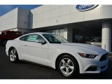 2016 Oxford White Ford Mustang V6 Coupe #109273802