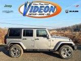 2016 Billet Silver Metallic Jeep Wrangler Unlimited Sahara 4x4 #109306575