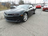 2015 Black Chevrolet Camaro SS/RS Convertible #109306485