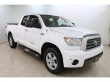 2007 Super White Toyota Tundra Limited Double Cab 4x4 #109306477