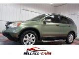 2008 Green Tea Metallic Honda CR-V EX-L 4WD #109306041
