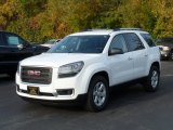2016 Summit White GMC Acadia SLE AWD #109306452