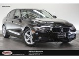 2013 Jet Black BMW 3 Series 320i Sedan #109306381