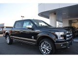 2016 Ford F150 King Ranch SuperCrew 4x4 Data, Info and Specs
