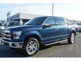Ford F150 2016 Data, Info and Specs