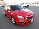 2016 Red Hot Chevrolet Cruze Limited LT #109336426
