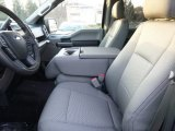 2016 Ford F150 XLT SuperCrew 4x4 Front Seat