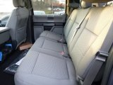 2016 Ford F150 XLT SuperCrew 4x4 Rear Seat