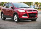 2014 Ruby Red Ford Escape Titanium 1.6L EcoBoost 4WD #109336295