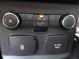 2016 Ford Explorer Platinum 4WD Controls