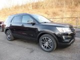 2016 Shadow Black Ford Explorer Sport 4WD #109336230