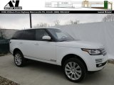 2016 Fuji White Land Rover Range Rover Supercharged #109336488
