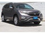 2016 Urban Titanium Metallic Honda CR-V EX-L #109336284