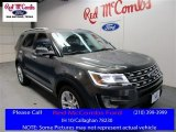 2016 Magnetic Metallic Ford Explorer Limited #109336145