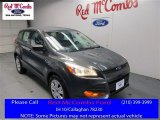 2016 Magnetic Metallic Ford Escape S #109336140