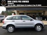 2008 Whistler Silver Metallic Honda CR-V LX 4WD #109336211