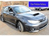 2012 Dark Gray Metallic Subaru Impreza WRX STi 5 Door #109336027