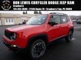 2016 Colorado Red Jeep Renegade Trailhawk 4x4 #109336202