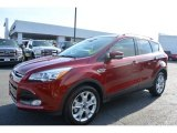 2016 Ford Escape Ruby Red Metallic