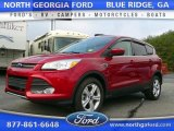 2014 Ruby Red Ford Escape SE 2.0L EcoBoost #109336009