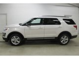 2016 Oxford White Ford Explorer XLT 4WD #109336007