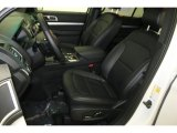 2016 Ford Explorer XLT 4WD Front Seat