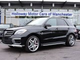 2013 Mercedes-Benz ML 63 AMG 4Matic