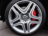 Mercedes-Benz ML 2013 Wheels and Tires