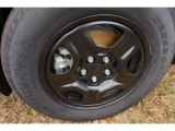 Jeep Renegade 2015 Wheels and Tires