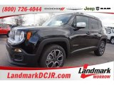 2016 Black Jeep Renegade Limited #109386806