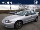 2003 Ultra Silver Metallic Chevrolet Cavalier Sedan #109391010
