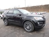 2016 Shadow Black Ford Explorer Sport 4WD #109390973