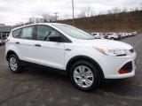 2016 Oxford White Ford Escape S #109390972