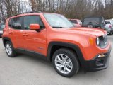 2016 Jeep Renegade Omaha Orange