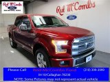 2016 Ford F150 Platinum SuperCrew 4x4