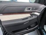2016 Ford Explorer Platinum 4WD Door Panel