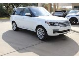 2016 Fuji White Land Rover Range Rover Supercharged #109391149