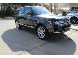 2016 Carpathian Grey Metallic Land Rover Range Rover HSE #109391146