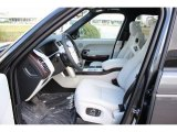 2016 Land Rover Range Rover HSE Front Seat